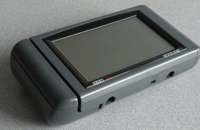 Hand Held Touchscreen Datapad